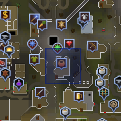 Shopkeeper (New Varrock) location