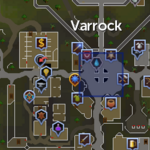 Water source (Varrock) location