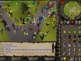 2005 Easter event
