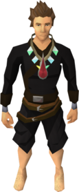 Arcane blood necklace equipped