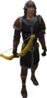 Burthorpe archer