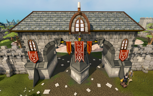 Grand Exchange entrance