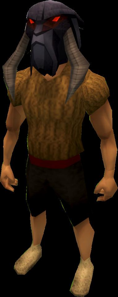 Helm Of The Black Demon Runescape Wiki Fandom Powered By Wikia