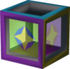 Modified magic box detail