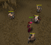 One Small Favour Hammerspike thugs