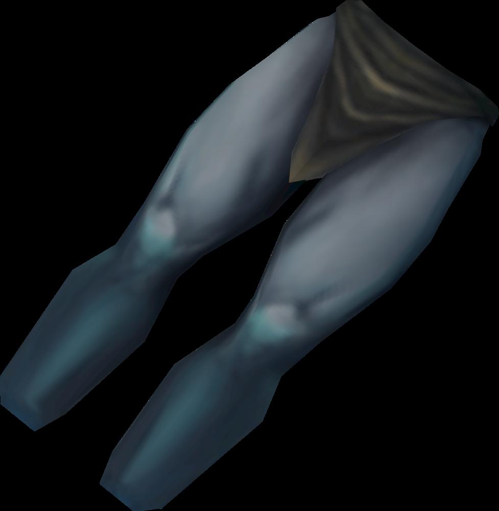 Shark legs detail