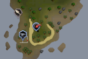 Thurgo's Peninsula map