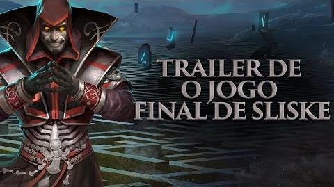 Trailer de O Jogo Final de Sliske