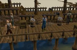 Aprendiz de Pirata detalhe