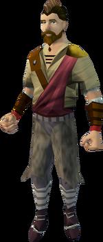 Hannu, Emissary of V