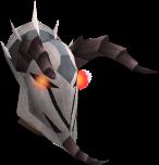 K'ril's Godcrusher helm chathead