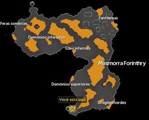 Mapa Masmorra Forinthry