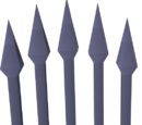 Mithril bolts