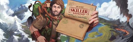RS Road Trip Skiller Weekend head banner