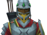 Skirmisher armour