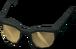 Sunglasses (yellow) detail