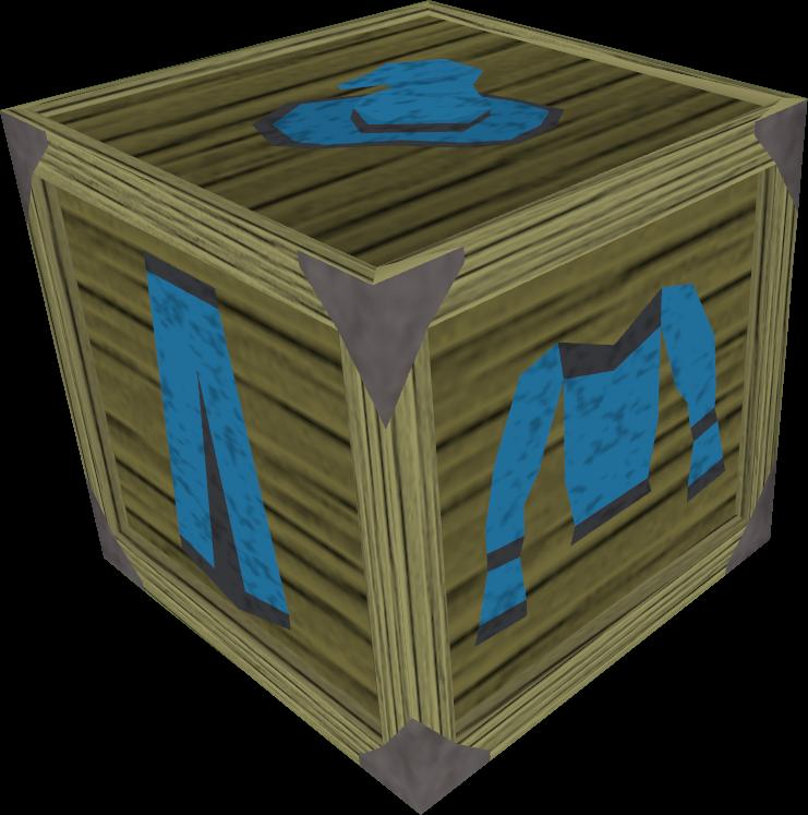 Trimmed blue wizard set detail