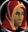 Veteran hood (10 year) chathead
