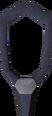 Amuleto de ônix detalhe