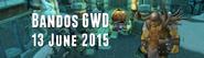Bandos GWD 13 June 2015