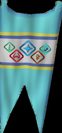 Gielinor Games flag