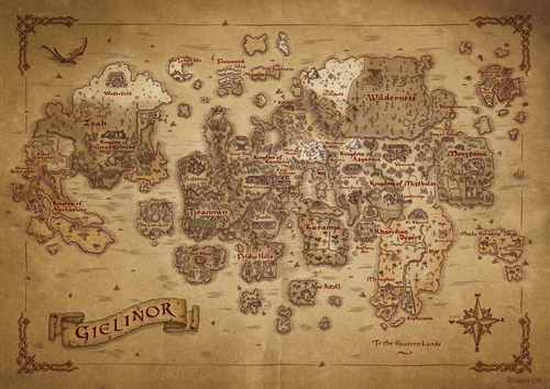 Gielinor map news image
