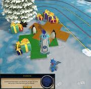 Inviting penguins