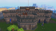 Lumbridge Castle back