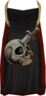 Slayer cape (t) detail