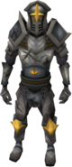 Veteran titan armour equipped (male)