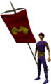 Banner (Zamorak) equipped.png