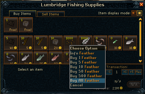 money making guide buying feathers runescape wiki fandom powered