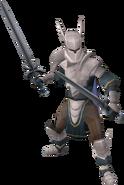 Saradominist crusader 2