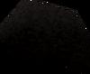 Black afro detail