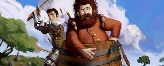 Dwarven Challenge Barrels update post header