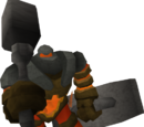 Greater reborn warrior