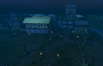 Lumbridge grave walk