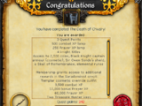 The Death of Chivalry/Quick guide
