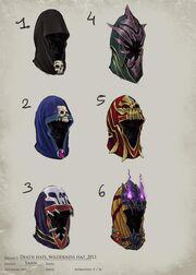 Wildstaker helmet concept art