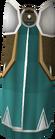 Ancient ceremonial legs detail