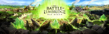 Battle of Lumbridge Week 2 banner