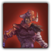 Lesser demonflesh armour icon (female)