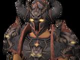 Malevolent armour