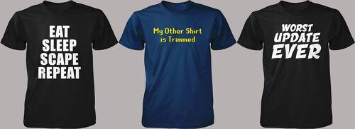 Merch Store New T-shirts news image
