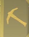 Mining tome (yellow) detail