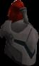 Rune heraldic helm (Zamorak) chathead