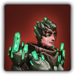 Stoneheart armour icon (female)