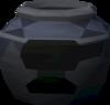 Strong smelting urn (r) detail