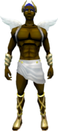 Amare Outfit equipped (male)