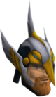 Armadyl helmet (e) chathead